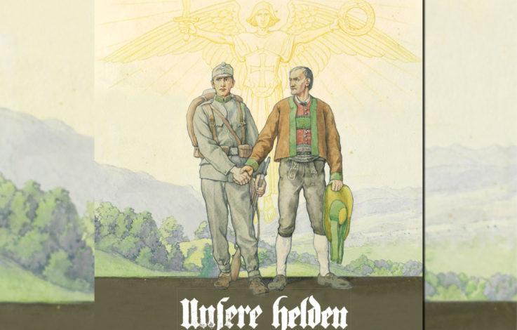 """Buchvorstellung """"Unsere Helden"""". Eine Gemeinde gedenkt ihrer Kriegsopfer"""
