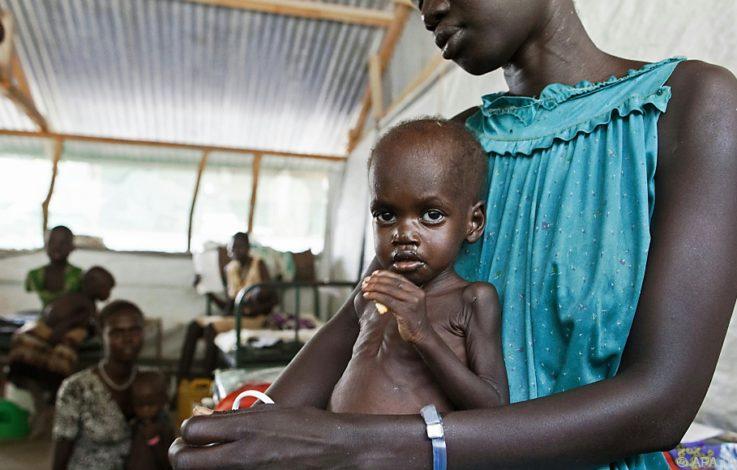 Krieg und Klima bremsen Kampf gegen Hunger