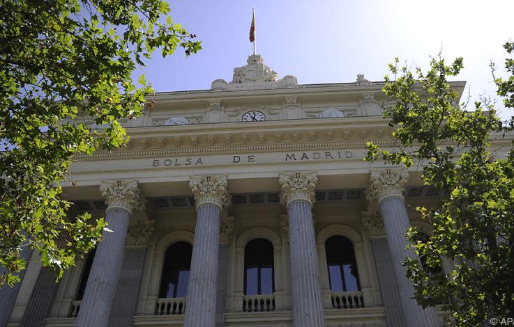 Katalonien-Krise belastet Börse in Madrid