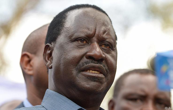 Kenias Oppositionsführer tritt nicht mehr zur Präsidentenwahl an