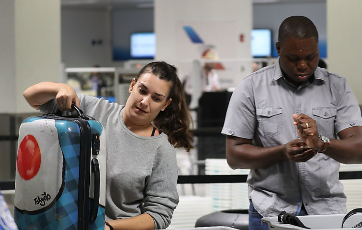 Neue Sicherheitsmaßnahmen für Flüge in die USA