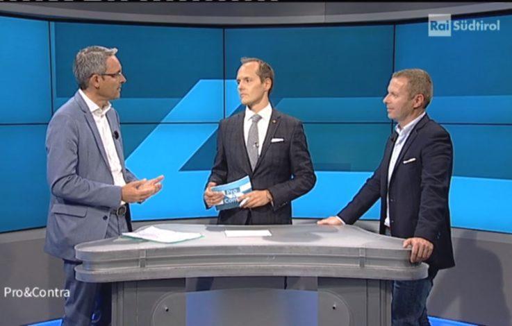 SVP: Derzeit 100% Merkel-CDU, 0% Kurz-ÖVP