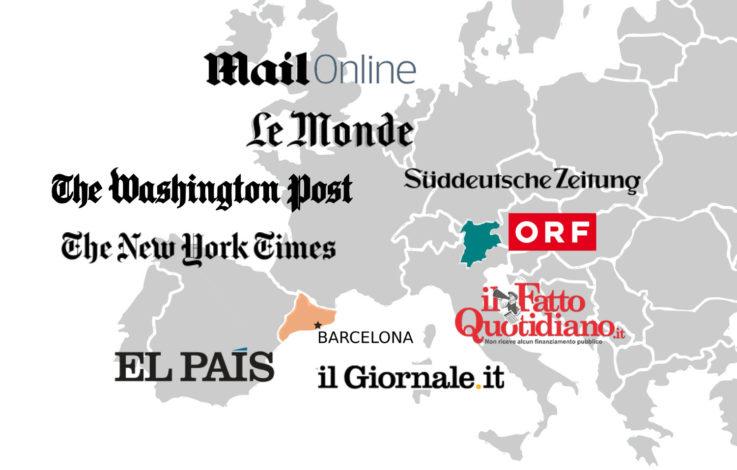 Katalonien und die Medien