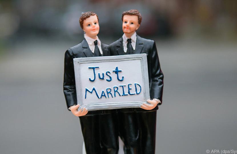 Die Homo-Ehe kommt im neuen Jahr | unsertirol24.com