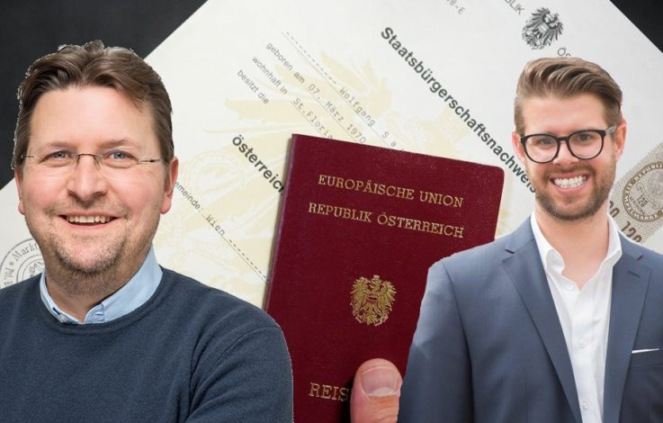 Platter unterstützt Doppelstaatsbürgerschaft für Südtiroler