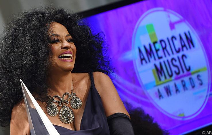 American Music Awards: Ross, Mars und Gomez gefeiert