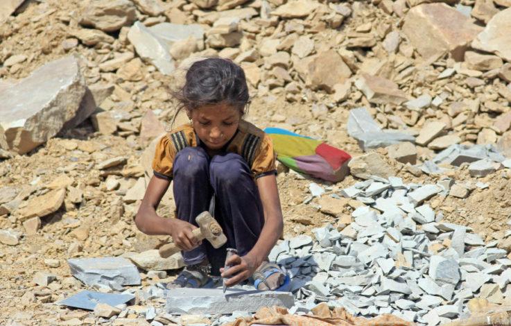 Ziel der Abschaffung schwerer Kinderarbeit nicht erreicht