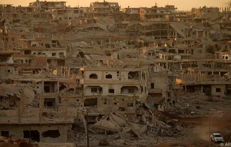 Russland blockiert Giftgasuntersuchungen in Syrien