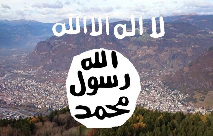 Bozen: IS-Sympathisant abgeschoben