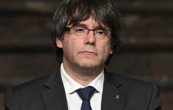 Belgischer Richter hört Puigdemont an