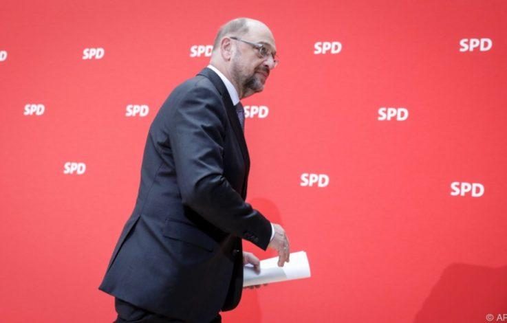 Schulz erklärt innerparteilichen Streit um Führungskurs der SPD für beendet