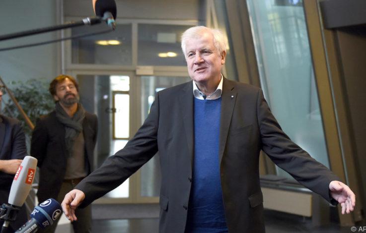 Seehofer verzichtet offenbar auf Spitzenkandidatur