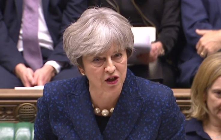 Davis: Ohne Handelsabkommen keine Zahlungen an EU