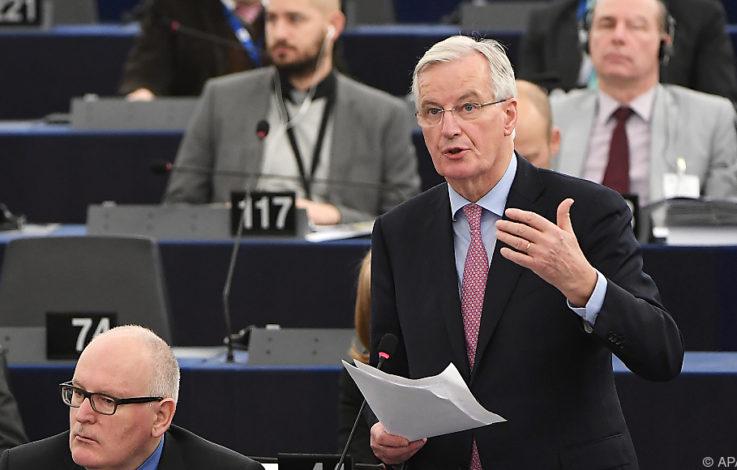 EU-Parlament nimmt jüngsten Brexit-Kompromiss an
