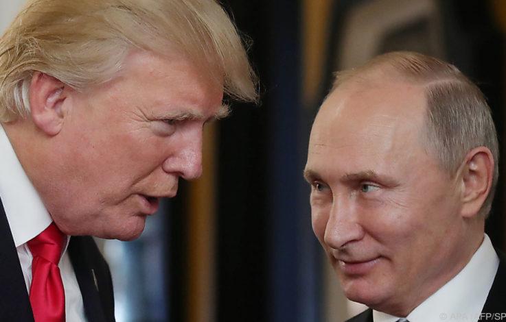 Putin und Trump sprachen über Nordkorea und Bilaterales