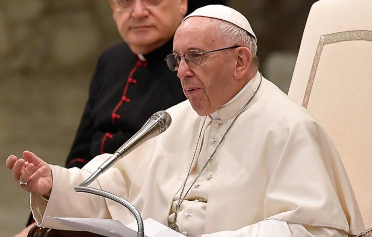 Papst ruft an Neujahr zu Stille und Vertrauen auf