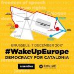 #19#DiarioCatalano!  A Bruxelles per la liberta'