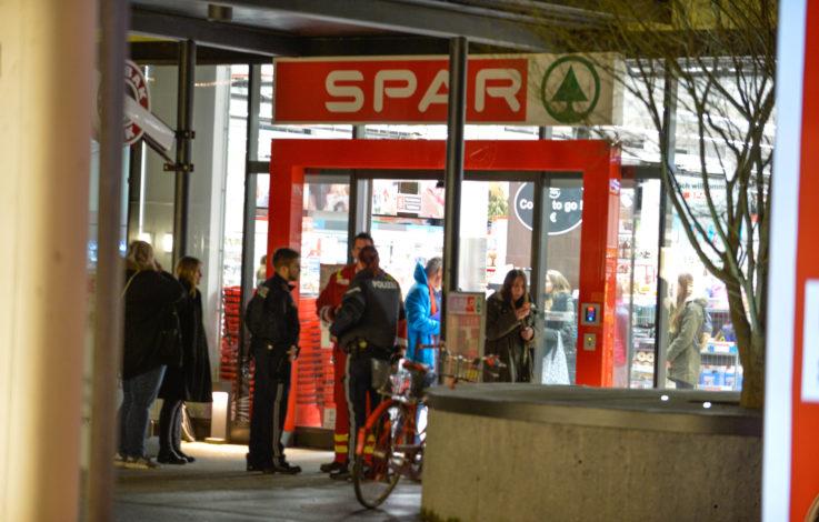 Überfälle auf Innsbrucker Supermärkte: Täter weiter flüchtig