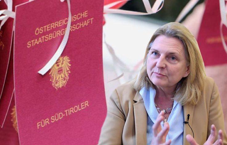 Österreich bleibt dabei: Der Doppelpass für Südtiroler kommt!