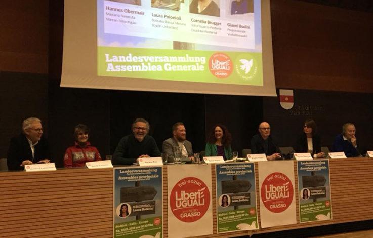 Parlamentswahlen: Südtiroler Grüne stellen Kandidaten vor