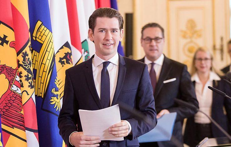 """Kurz wirft SPÖ """"Angstmache"""" vor"""