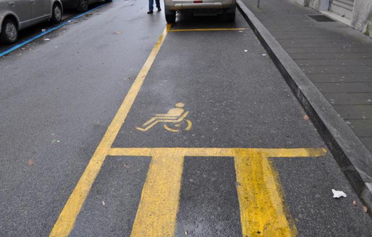 Land peilt Regelung für Invaliden-Parkschein an