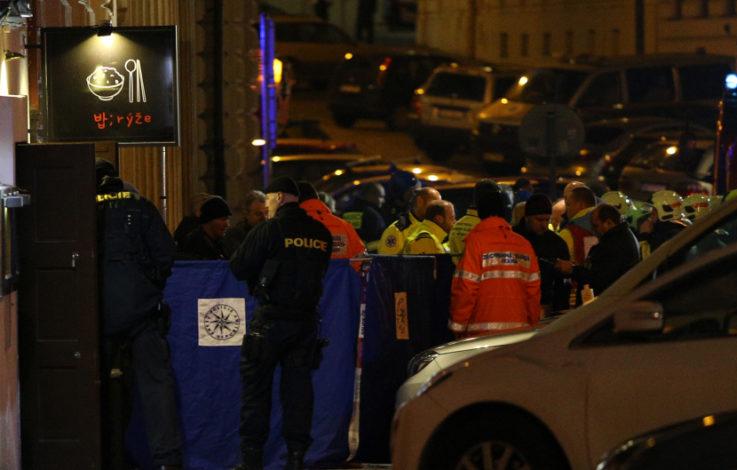 Zwei Tote und viele Verletzte bei Großbrand in Prag
