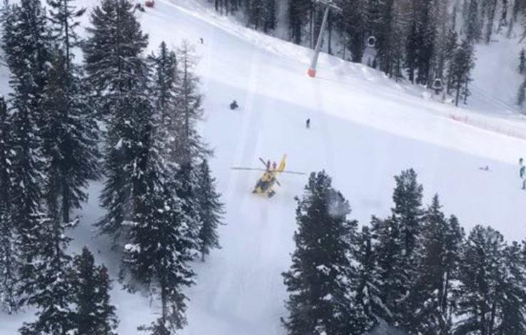 Speikboden: Skifahrer stirbt auf der Piste