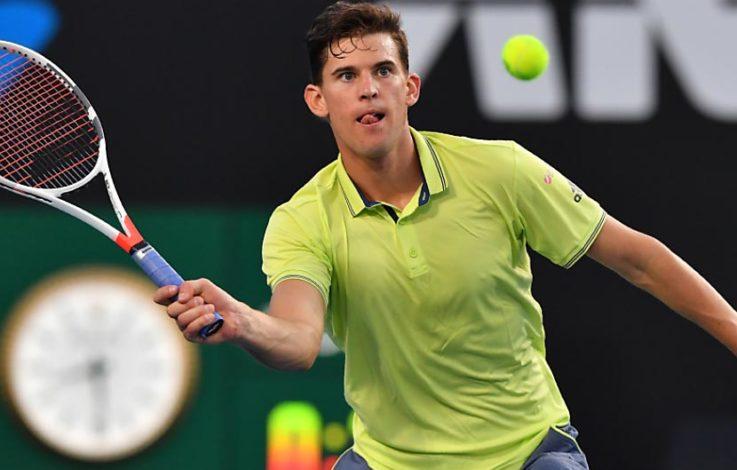 Thiem mit lockerem Sieg in erster Australian-Open-Runde