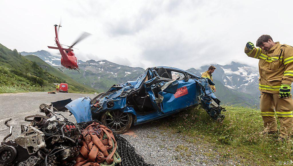 Großglockner Unfall