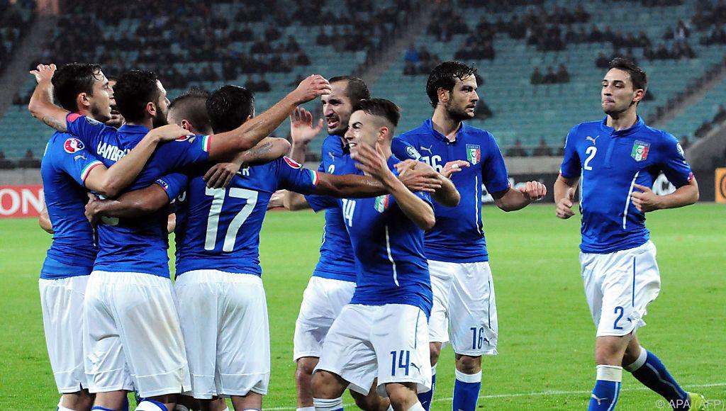 Italien Belgien Em