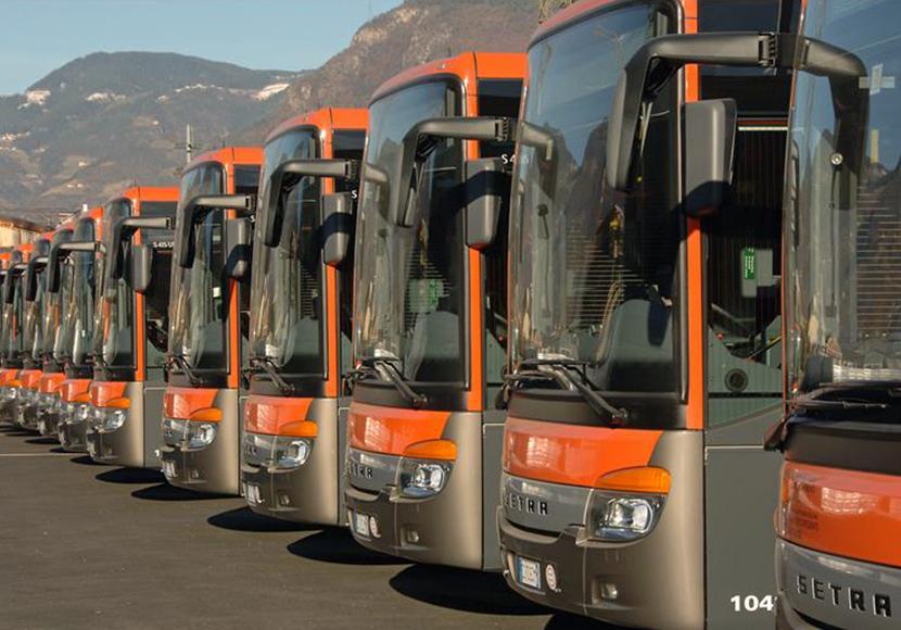 Mehr Busverbindungen Für Tramin Und Welsberg Taisten