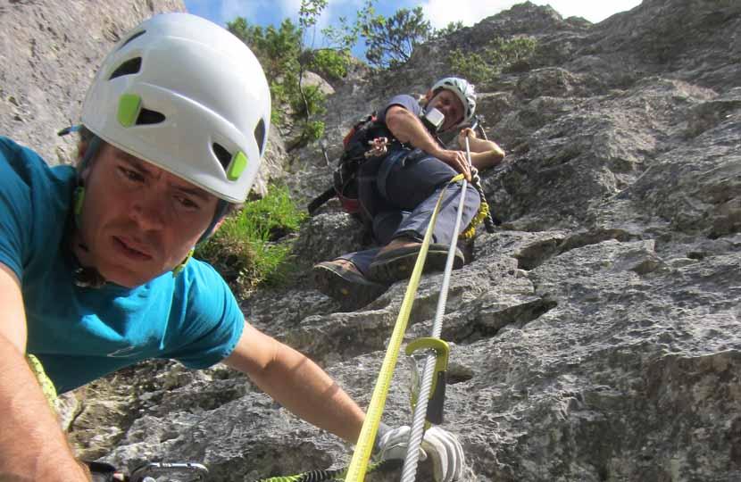 Klettersteig Mayrhofen : Fotogalerie tourfotos fotos zur klettersteig tour