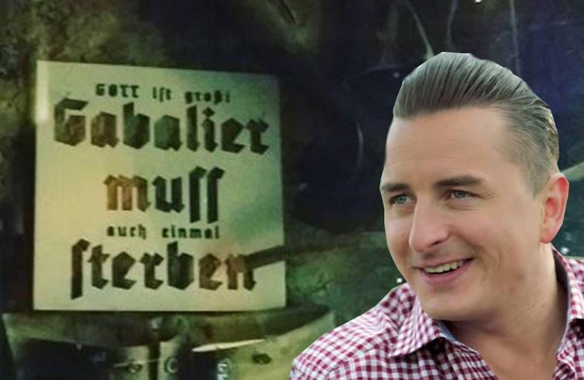 Gabalier Nazi