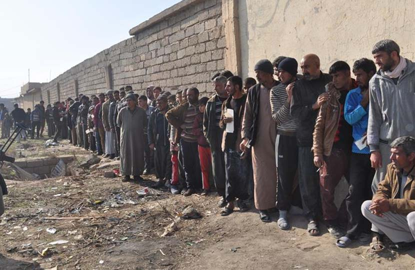Flüchtlinge Irak