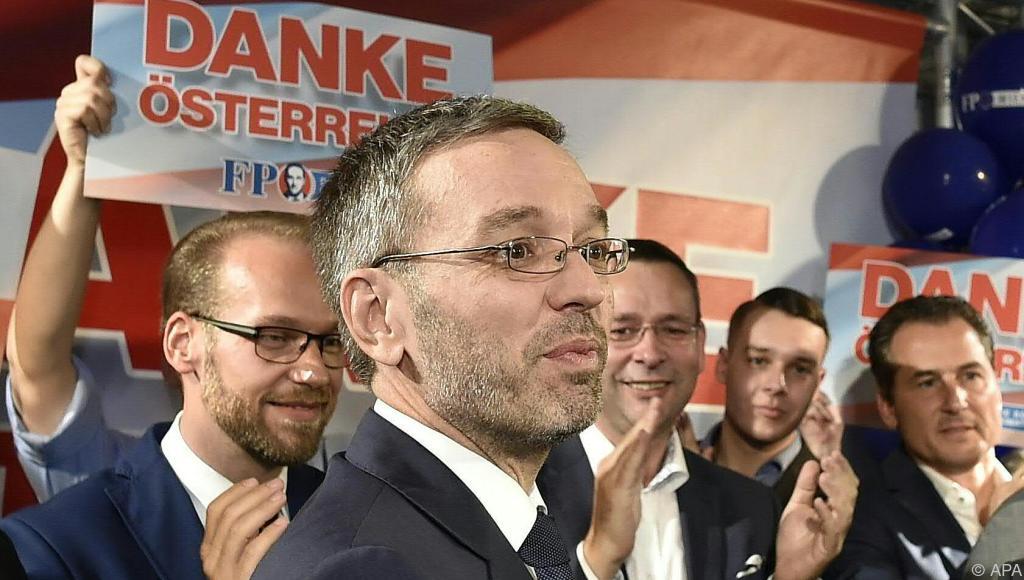 FPÖ Legt Sich Noch Nicht Auf Regierungsbeteiligung Fest