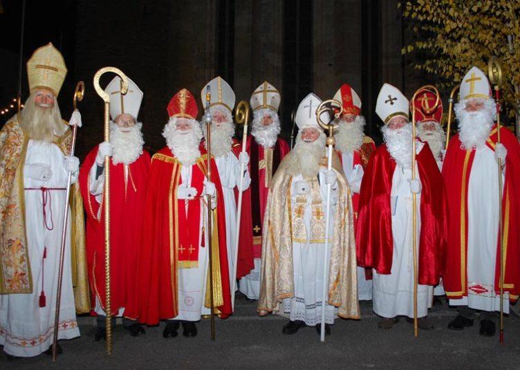 Heiliger Nikolaus Ein Freund Der Kinder Unsertirol24