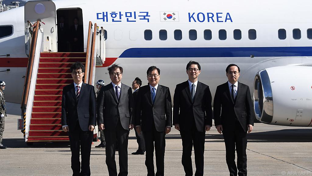 Delegation wird Kim Yong Un treffen