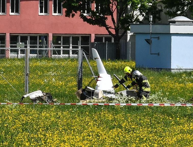 Zwei Personen bei Flugzeugabsturz in Innsbruck ums Leben gekommen