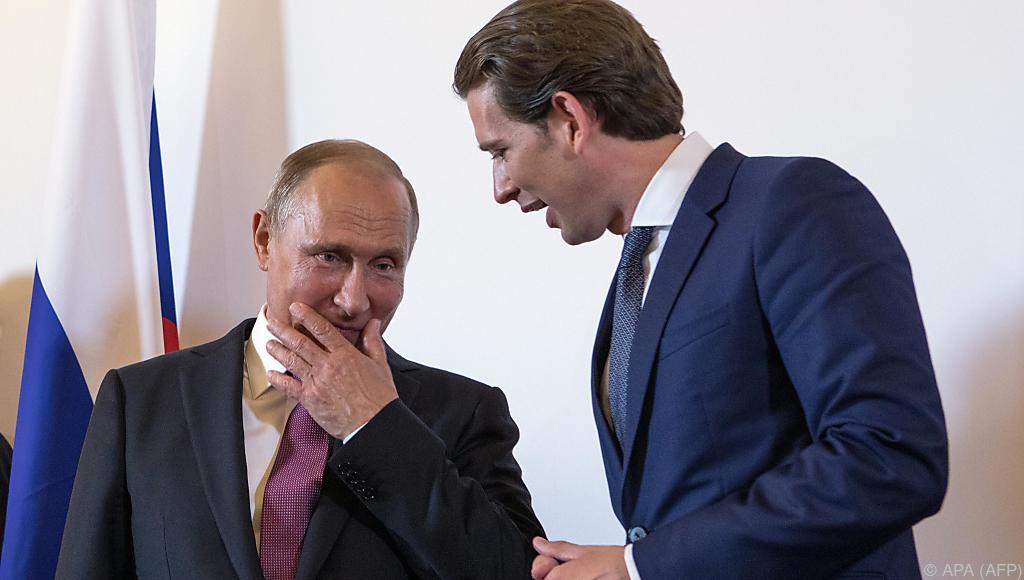 Putin wirbt für Gipfeltreffen mit Trump