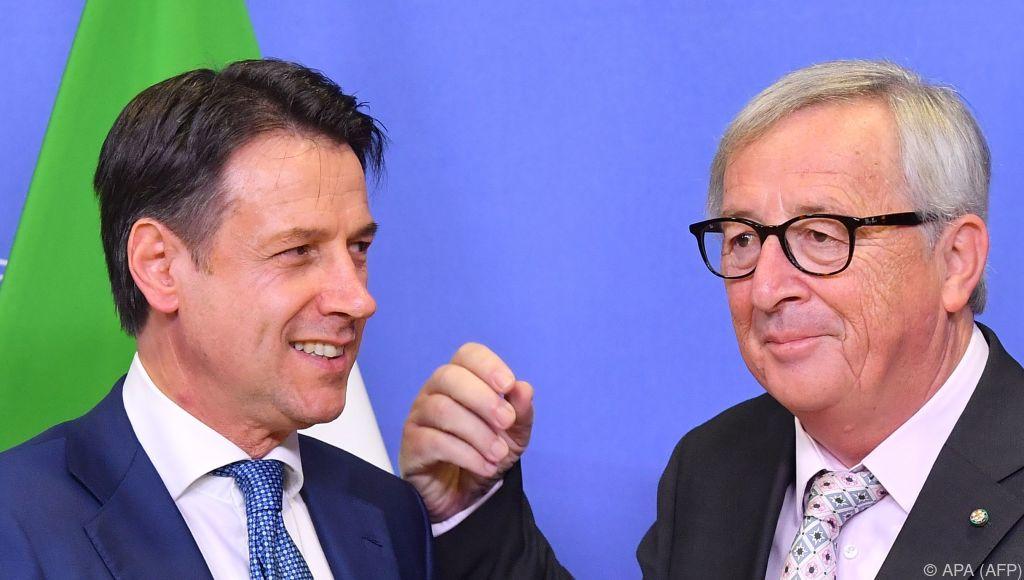 Italien könnte Defizit auf zwei Prozent drücken — Streit mit EU