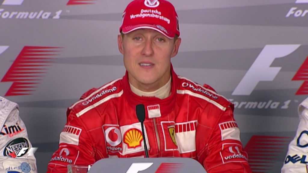 Michael Schumacher Wachkoma