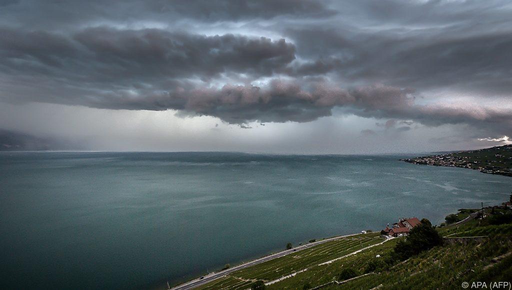 Unwetter fordert Todesopfer in Genf