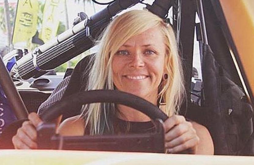 Rennfahrerin Jessi Combs stirbt bei Rekordversuch