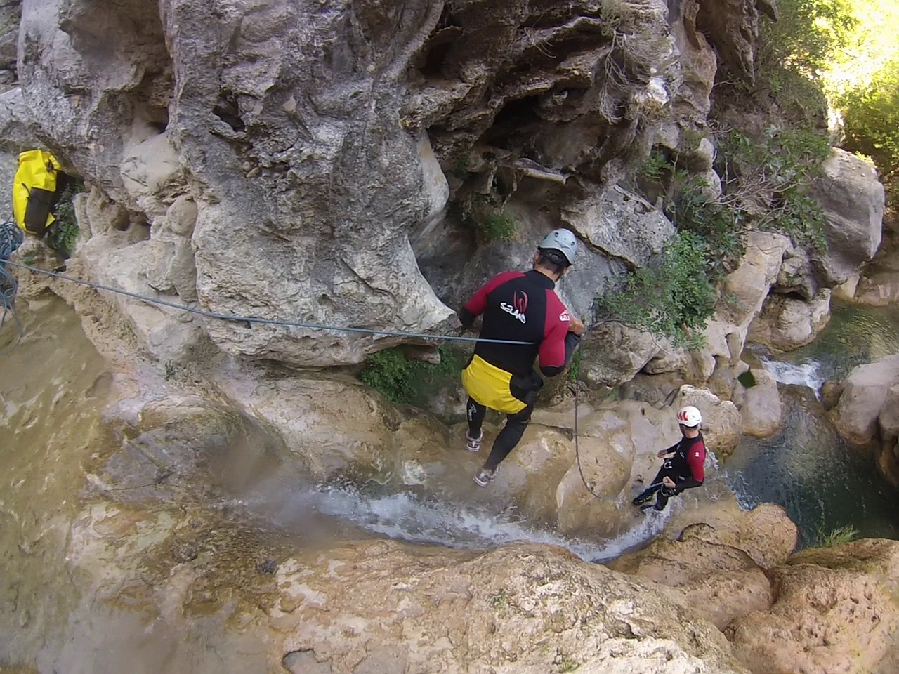 Zwei Männer sterben beim Canyoning in Italien | BR24