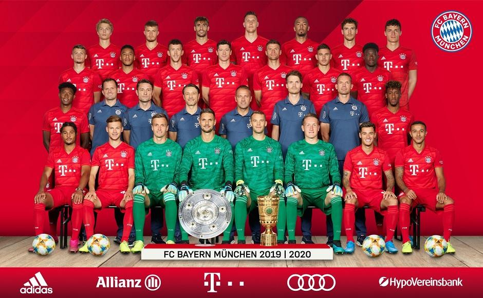 Bayern Gegen Stuttgart 2020