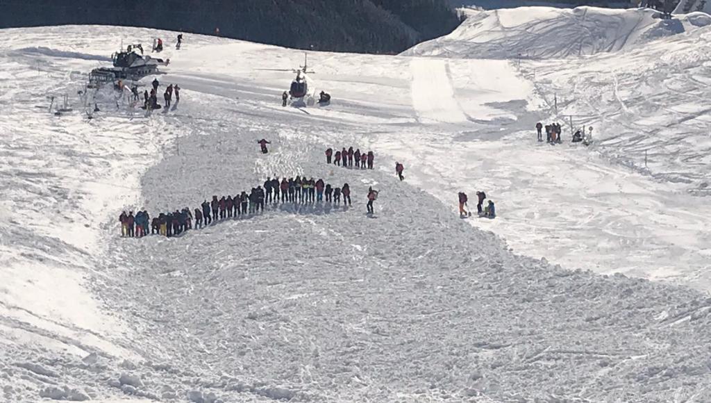 Südtirol: Frau und zwei Kinder aus Deutschland kommen durch Lawine ums Leben
