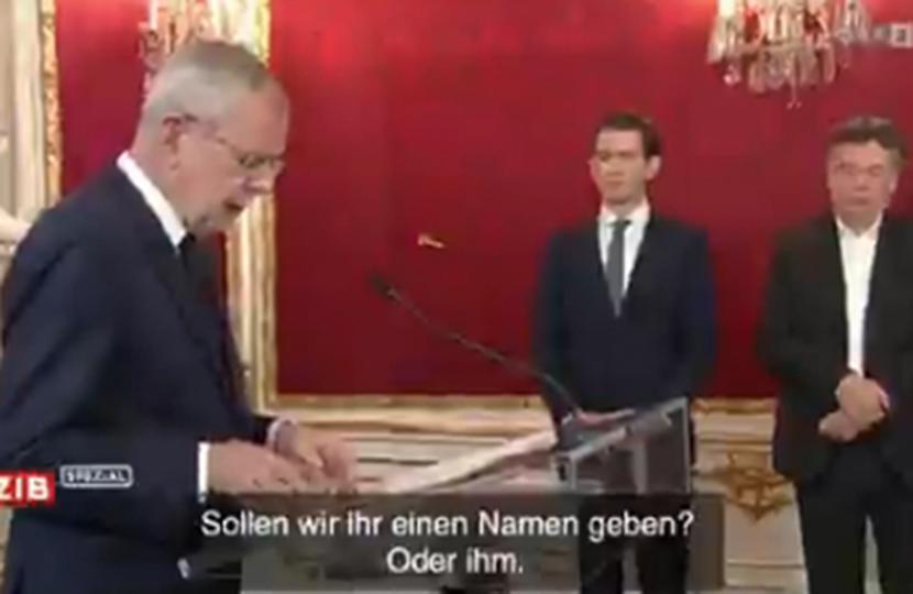 ORF entschuldigt sich für Untertitel-Panne