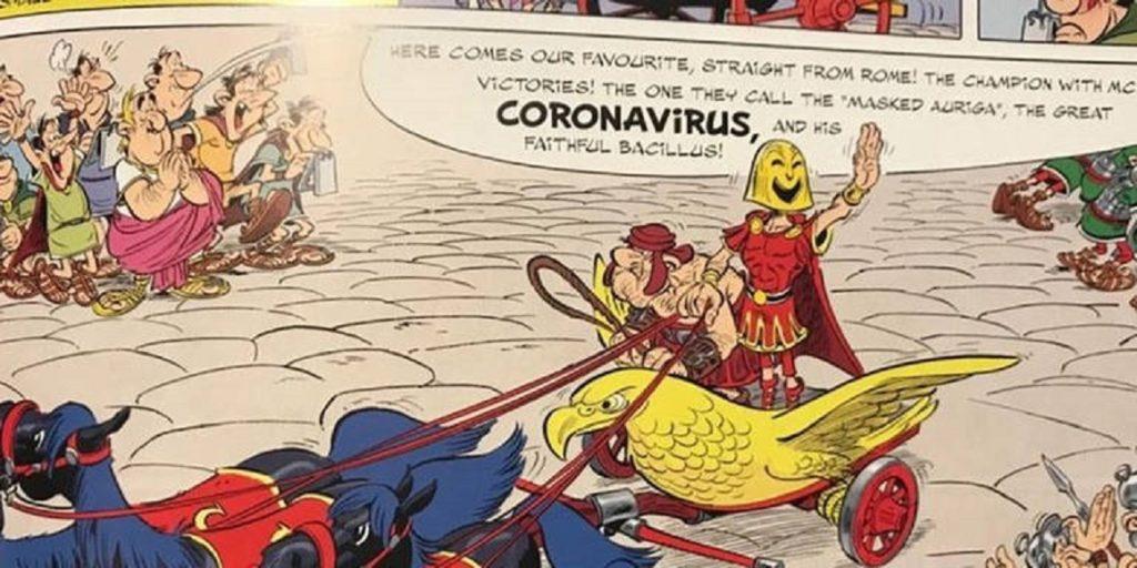 Asterix Und Obelix Corona