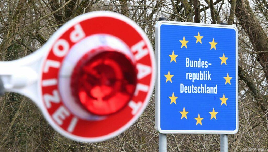 Grenze Zu Niederlande Offen